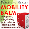 Natural Joint Mobility Balm