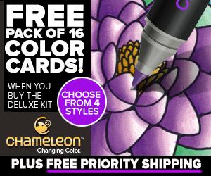 Chameleon Pens Free Shipping Coupon