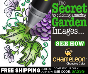 Promote Adult coloring with Chameleon OPens