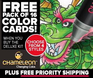 chameleon pens