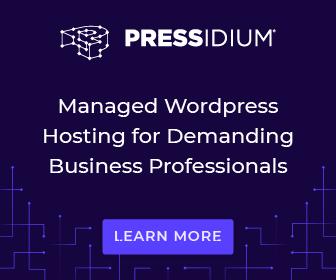 Pressidium WordPress Hosting