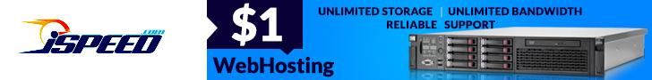 $1 hosting