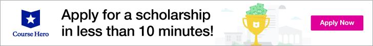 Course Hero Scholarships