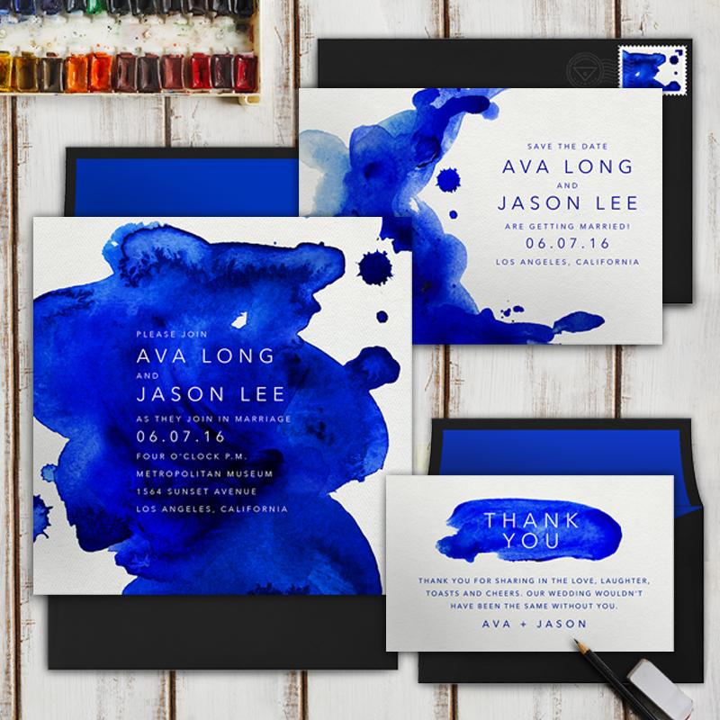 elegant digital invitations for the modern couple at Greenvelope.com