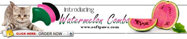 Watermelon SoftPaws.com