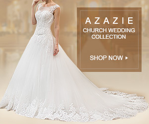 Find the perfect traditional wedding dress in your size and style at Azazie.com
