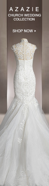 Custom Made Traditional Wedding Dresses Starting at $189 at Azazie.com