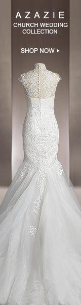 Custom Made Traditional Wedding Dresses Starting at $189 at Azazie.com