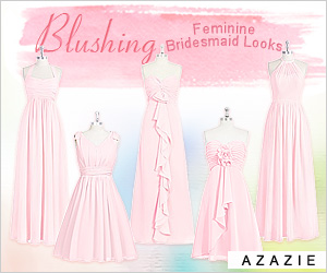 Shop the latest bridesmaid dresses in any size and style at Azazie