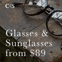 Glasses and Sunglasses starting at $89