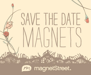 Shop Wedding Invitations at MagnetStreet.com