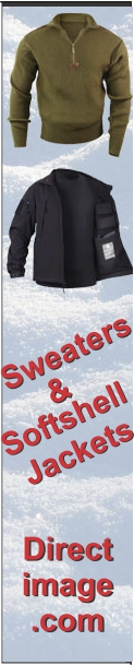 Sweaters & Softshell Jackets