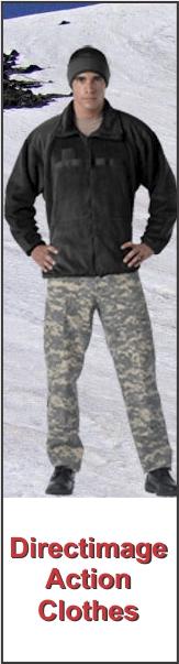 Black Gen III Jacket Liner