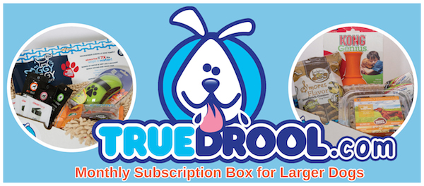 True Drool Box [Best dog subscription Box]