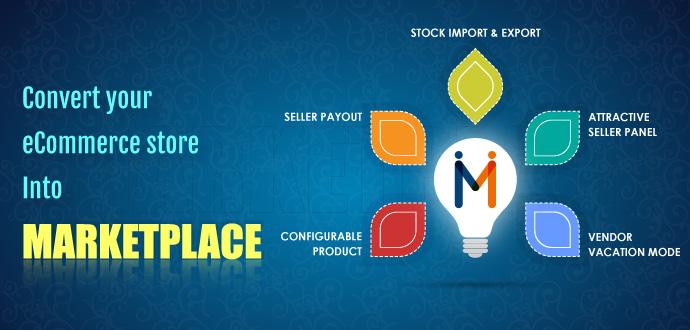 Magento - Market Place