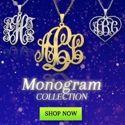 Monogram Collection, Shop Now!