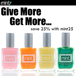 Give More Get More! by Mint Cosmetics
