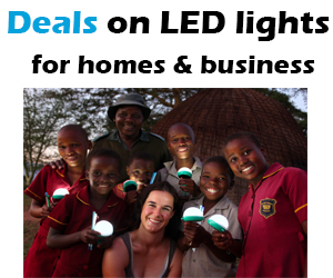Deals on LED lights for homes & business