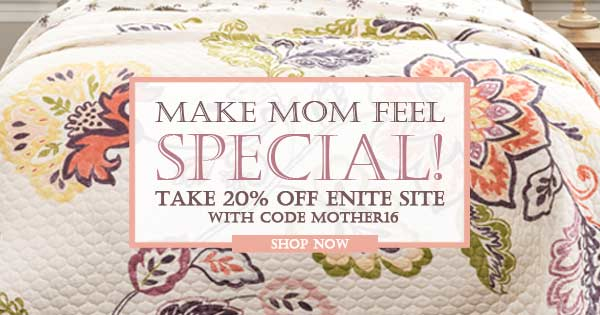 Mothers Day- Take an Extra 20% Off on sale and Clearance price