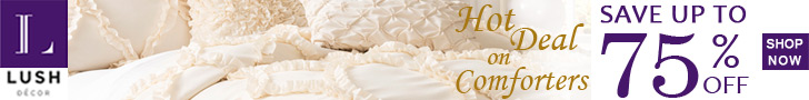 Save upto 75% on Comforters