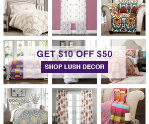 Free Shipping & Get  $10 Off $50 and above