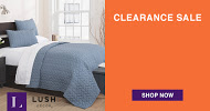 Clearance Bedding