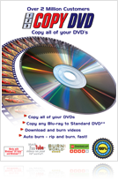 Copy any  DVD to DVD