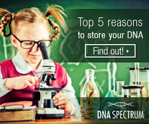 Top 5 reasons to store your DNA