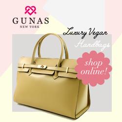 GUNAS Vegan Hermit Handbag