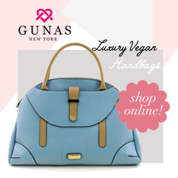 GUNAS Vegan Monarch Handbag