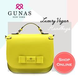 GUNAS Vegan Ridley Handbag