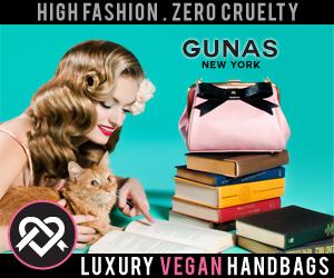 GUNAS New York vegan handbags