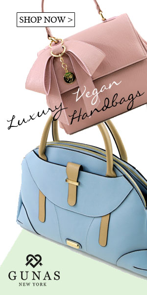Luxury Vegan Handbags