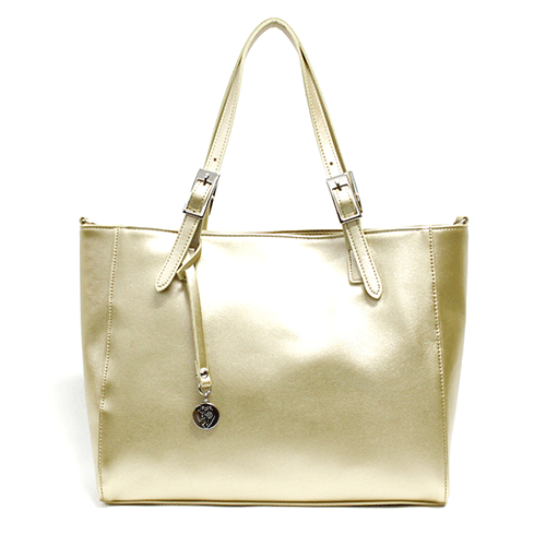 Kangaroo Tote in Gold by GUNAS