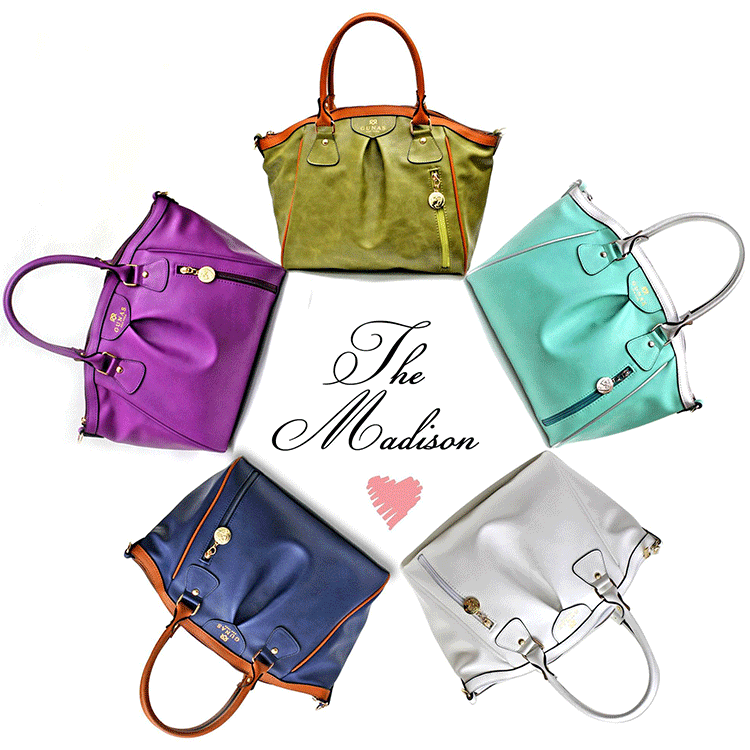 Madison Handbag by GUNAS