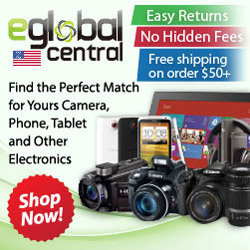 eGlobal Central US - Free Shipping, Easy Returns, No Hidden Fees. Cameras, Audio, Phones, Tablets & More