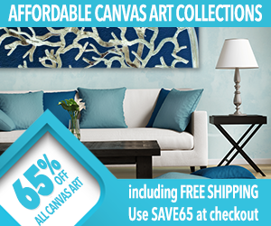 Custom Canvas Art Sale!