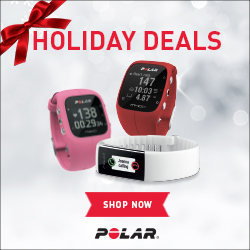 Shop Special Holiday Deals on Polar.com!