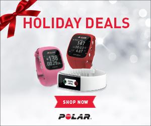 Shop Special Holiday Deals on Polar.com!