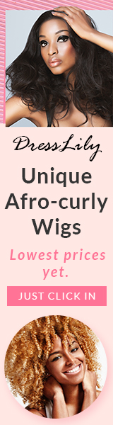 Afro-curly Wigs Sale: Up to 50% OFF and Free Shipping, Shop Now!