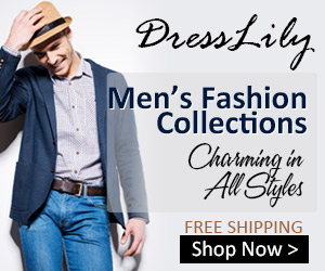 Men's Fashion Collections! Charming in All Styles! Free Shipping Sitewide!