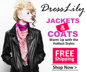 Women's Jackets and Coats! Warm Up with the Hottest Styles at Dresslily! Free Shipping Sitewide!