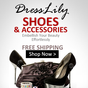 Free Shipping for All Shoes and Fashion Accessories at Dresslily! Embellish Your Beauty Effortlessly!