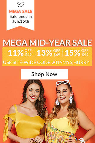 Dresslily Mega Sale