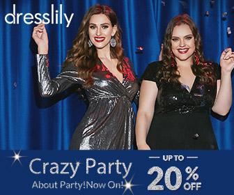 Dresslily Crazy Party Style