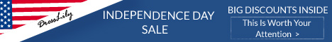 Independent Day Sale: Up to 70% OFF and Free Shipping, Shop Now!