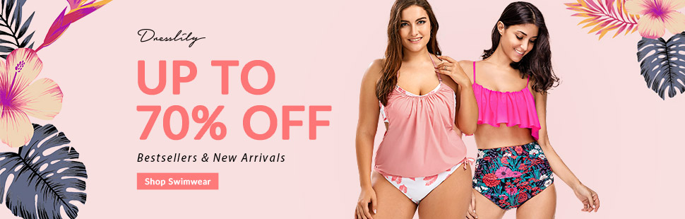 Swimwear Best Sellers and New Arrivals On Sale