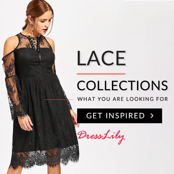 Lace Collections Sale: Cheap But Fashion, Buy Now