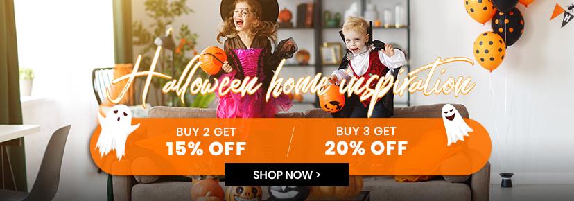 20% Off Halloween