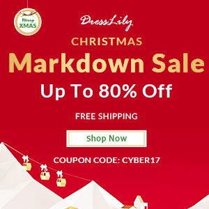 Christmas Markdowm Sale Up To 80% OFF + Free Shipping